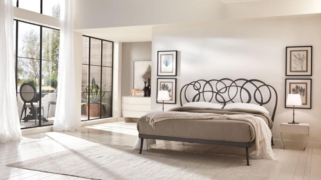 кованая кровать дешево