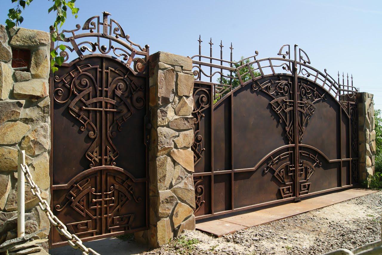 Уникальные ворота фото куплю ворота автоматические распашные