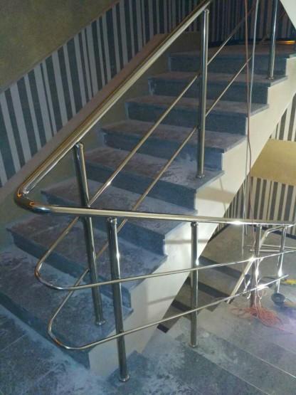 Монтаж конструкций в фитнес клубе Зебра